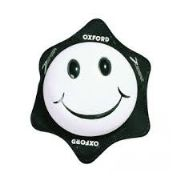 Oxford knee sliders smiler white OF264